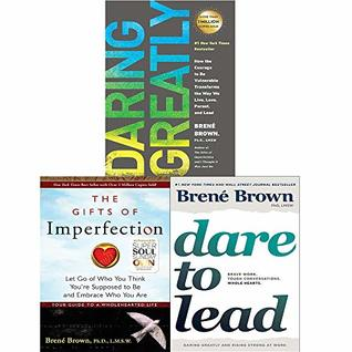 Brené Brown 3 Books Collection Set