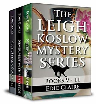 The Leigh Koslow Mystery Series: Books Nine, Ten, and Eleven (Leigh Koslow Boxed Sets Book 4)