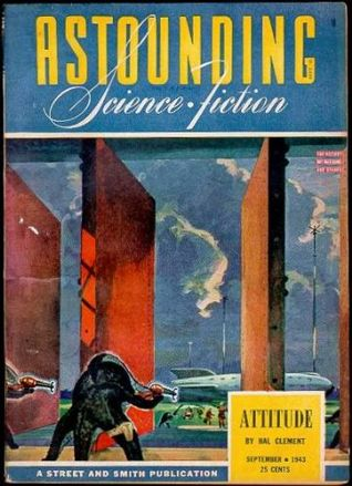 Astounding Science Fiction, September 1943 (Vol. XXXII, No. 1)