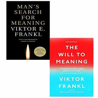 Viktor E Frankl 2 Books Collection Set