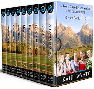 A Town Called Hope Complete Series (A Town Called Hope Box Set Complete Series Book 24)