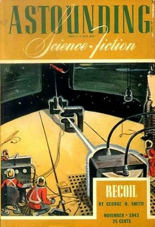 Astounding Science Fiction - November 1943 - Vol. XXXII, No. 3