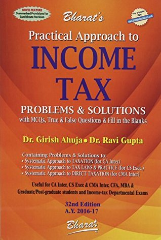 Practical Approach to INCOME TAX