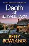 Death at Burwell Farm (Sukey Reynolds, #4)
