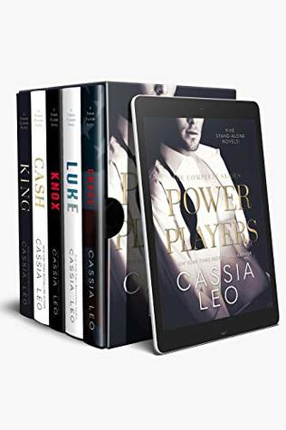 Power Players Box Set: The Complete Series: Five Stand-Alone Bad Boy Billionaire Romance Novels