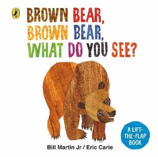 Brown Bear Lift-the-Flap