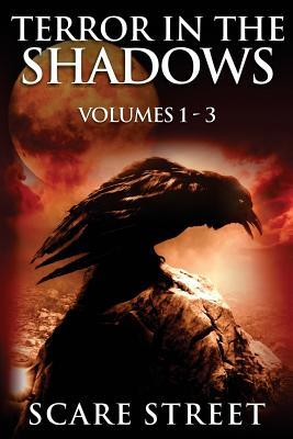 Terror in the Shadows Volumes 1 - 3: Scary Ghosts, Paranormal & Supernatural Horror Short Stories Anthology