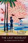The Last Novelist cover