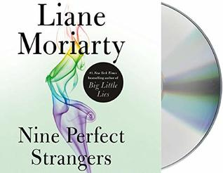 Nine Perfect Strangers Audio CD – Audiobook, CD, Unabridged