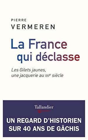 La France qui déclasse: Les Gilets jaunes, une jacquerie au xxe siècle