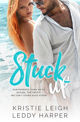 Stuck Up Kristie Leigh and Leddy Harper