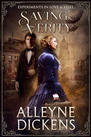 Review and Giveaway: Saving Verity by Alleyne Dickens