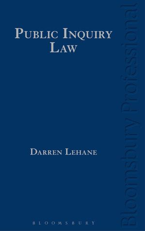 Public Inquiry Law: A Guide to the Law in Ireland