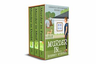 Murder in...: Ghostly Hitchhiker Books 1-3