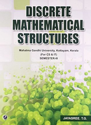 Discrete Mathematical Structures - Sem III