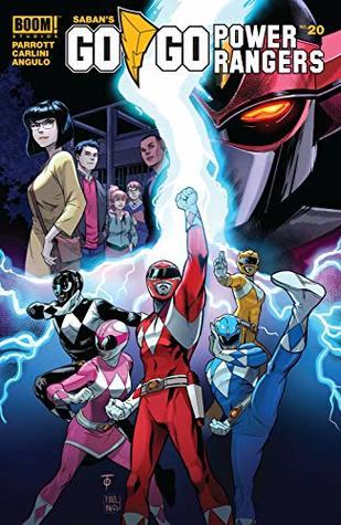 Saban's Go Go Power Rangers #20