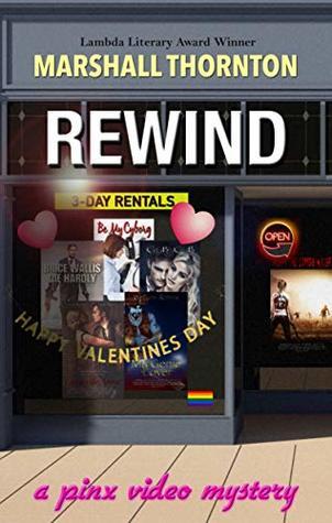 Rewind (Pinx Video Mysteries #4)