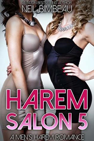 Harem Salon 5: A Men's Harem Romance