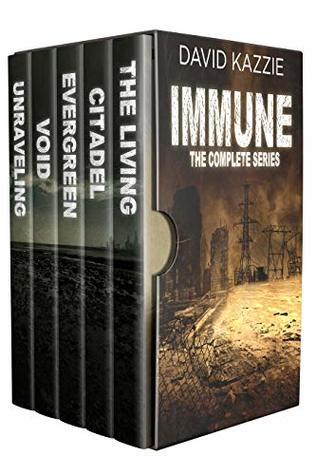 THE IMMUNE - The Complete Series: Books 1 - 5