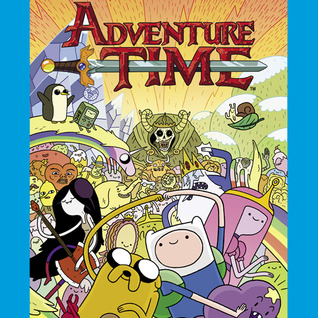 Adventure Time (Collections) (29 Book Series)