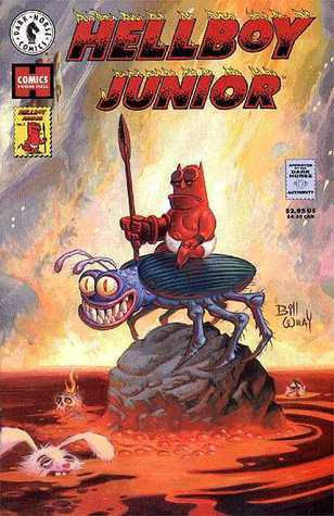 Hellboy Junior No. 1