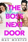 Book cover for The Billionaire Boss Next Door