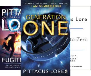 Lorien Legacies Reborn (3 Book Series)