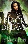 Black Dreams: A Quentin Black Paranormal Mystery Romance #10.5