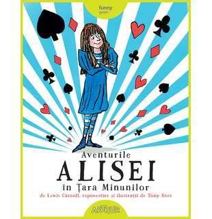 Aventurile Alisei in Țara Minunilor