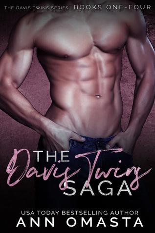 The Davis Twins Saga (Books 1 - 4)