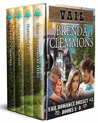 Box Set Vail Romance Books 5 - 8 (Vail Box Set Series Book 2)