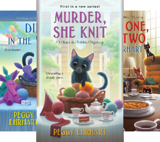A Knit & Nibble Mystery (3 Book Series)