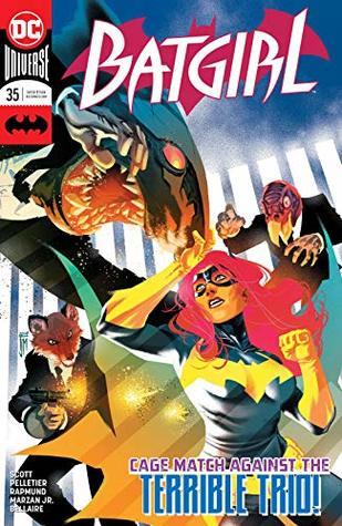 Batgirl (2016-) #35