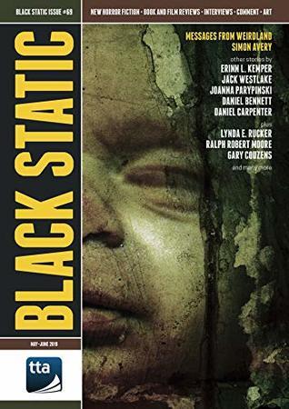 Black Static #69 (May-June 2019): Horror Fiction & Film (Black Static magazine)