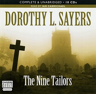 The Nine Tailors: By Dorothy L. Sayers (Unabridged Audiobook 10cd)