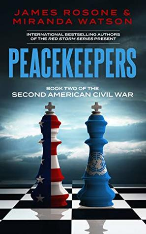 Peacekeepers (The Falling Empires Series Book 2)