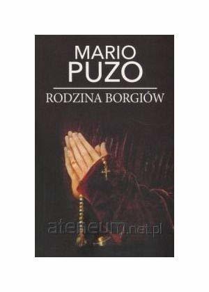 Rodzina BorgiĂlw (pocket) - Mario Puzo [KSIÄĹťKA]