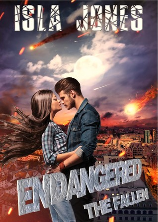 ENDANGERED (The Fallen Book 1)