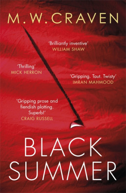 Black Summer (Washington Poe, #2)