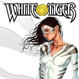 White Tiger (Issues) (6 Book Series)