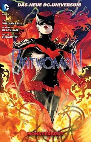 Batwoman 03. Monsterbrut