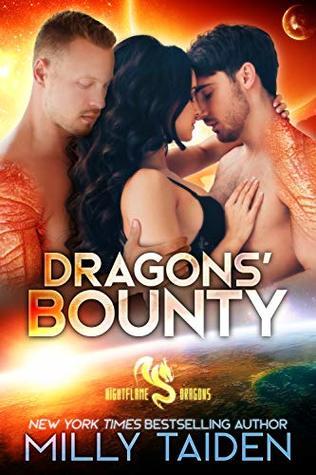 Dragons' Bounty (Nightflame Dragons, #3)
