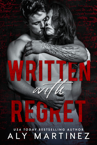 Written with Regret (The Regret Duet, #1)