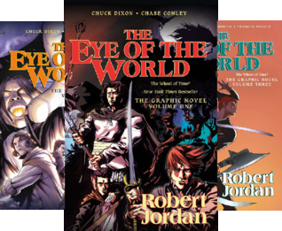 Wheel of Time - The Graphic Novel (4 Book Series)