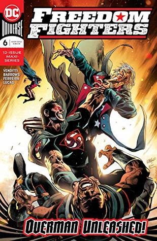 Freedom Fighters (2018-) #6