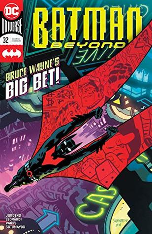 Batman Beyond (2016-) #32