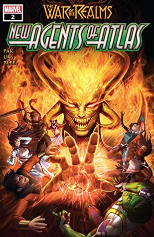 War of the Realms: New Agents of Atlas #2 (of 4)