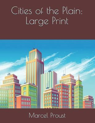 Cities of the Plain: Large Print