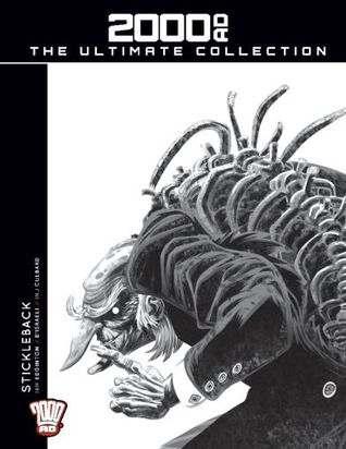 Stickleback (2000 AD The Ultimate Collection, #65).