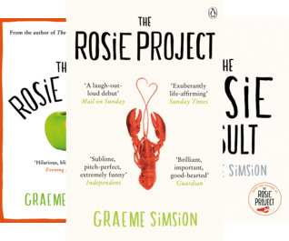 The Rosie Project Series (3 Book Series)